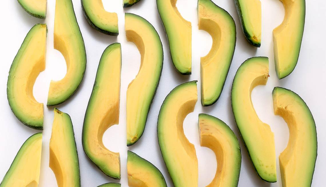 Aguacates - Alimentos saludables