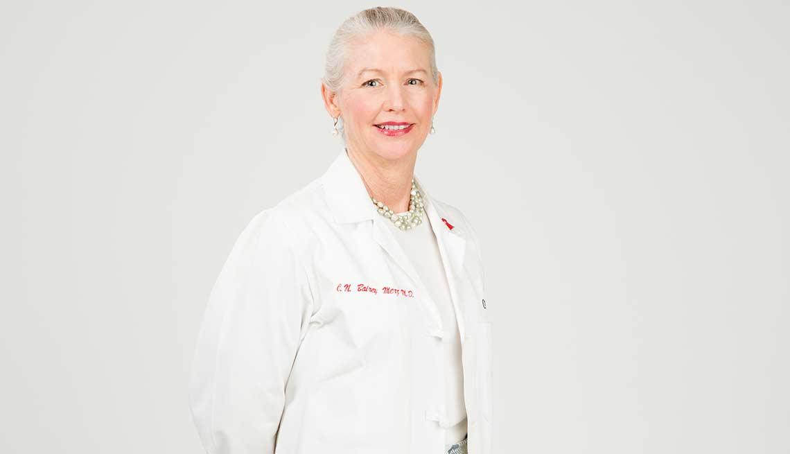 Dr. Noel Bairey Merz - Cómo arreglar el sistema de salud