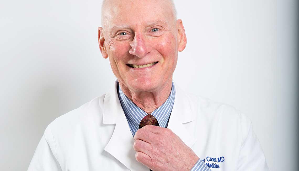 Dr. Harvey Jay Cohen - Cómo arreglar el sistema de salud