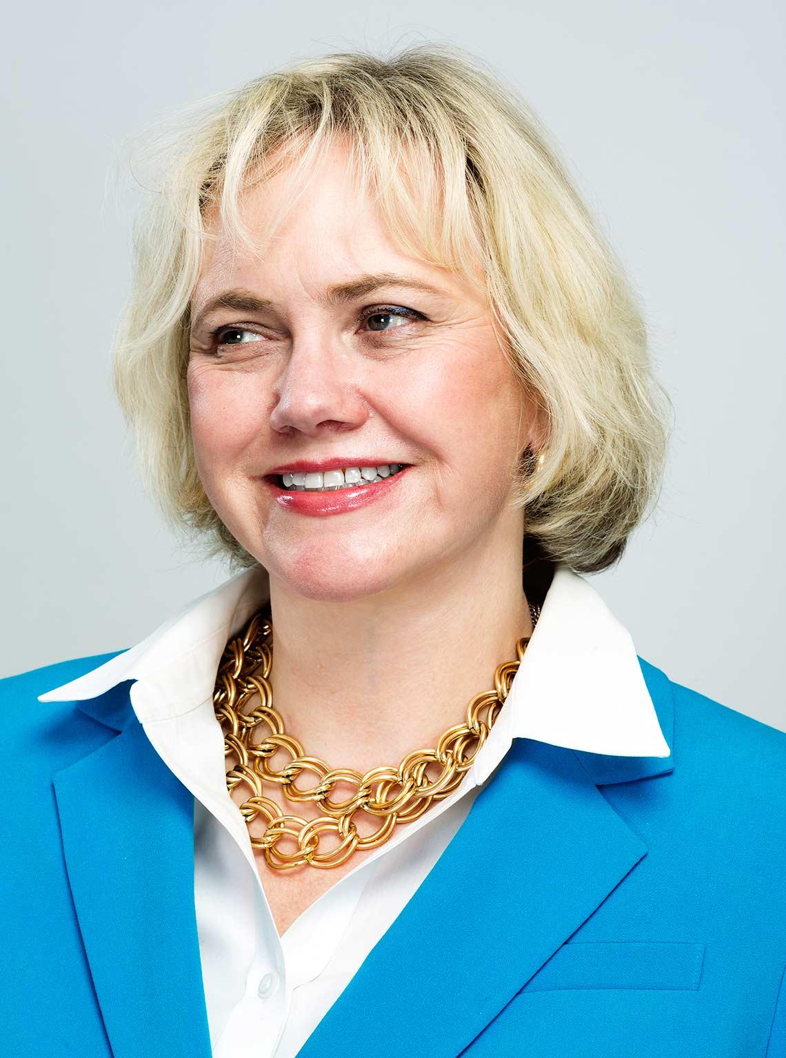 Dr. Leah Binder - Cómo arreglar el sistema de salud