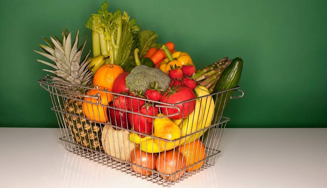 Eat Clean Get Lean Rules Fresh Fruit Produce Vegetables