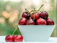 Cerezas - Alimentos saludables