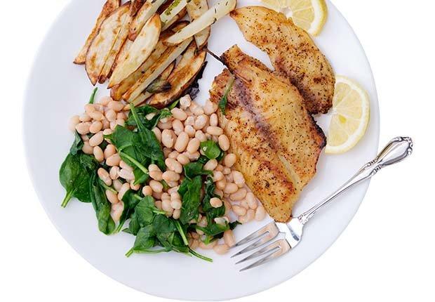 Plato de comida - Cómo lograr una buena nutrición