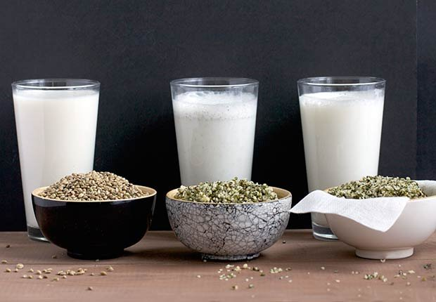 Hemp Milk Eat Clean Get Lean Superfoods Nutrition Healthy