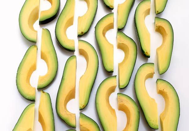 Aguacates -Alimentos saludables