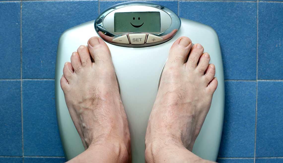 Balanza - Trivia perder peso