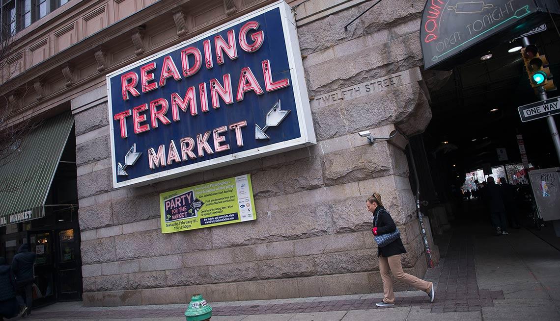 Filadelfia - Ciudades asiduas a la comida orgánica