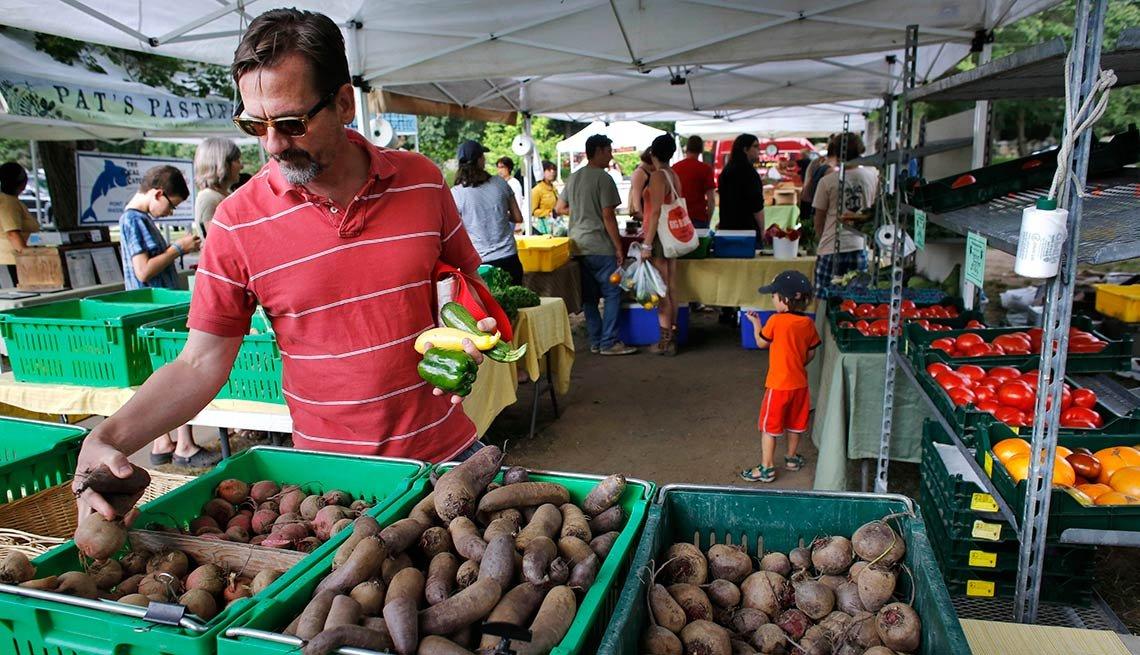 Providence - Ciudades asiduas a la comida orgánica