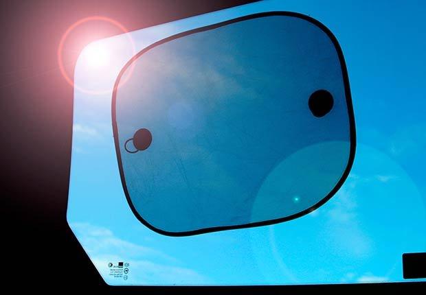 Sombra para ventanas de autos