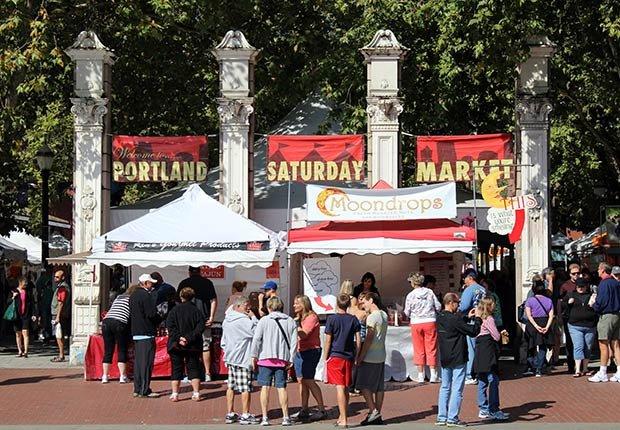 Portland - Ciudades asiduas a la comida orgánica
