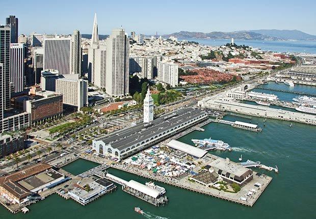 San Francisco - Ciudades asiduas a la comida orgánica