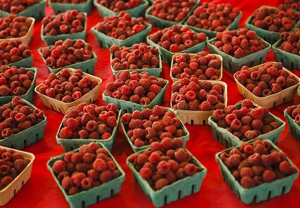 Seattle - Ciudades asiduas a la comida orgánica