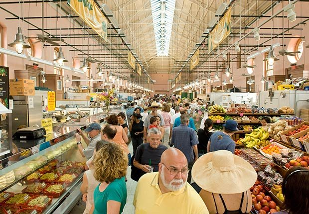 Washington DC - Ciudades asiduas a la comida orgánica
