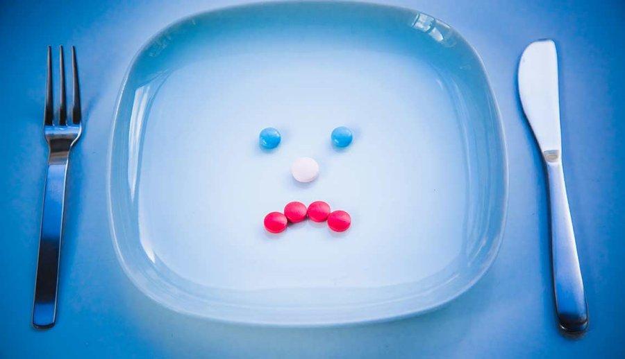 Food-Drug Interactions - Drug Side Effects