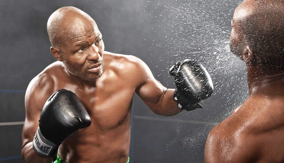 Bernard Hopkins, boxeador