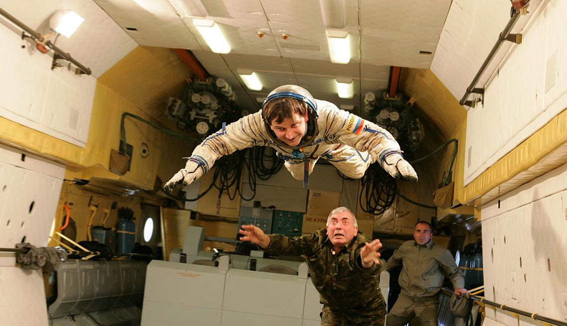 Charles Simonyi, turista espacial