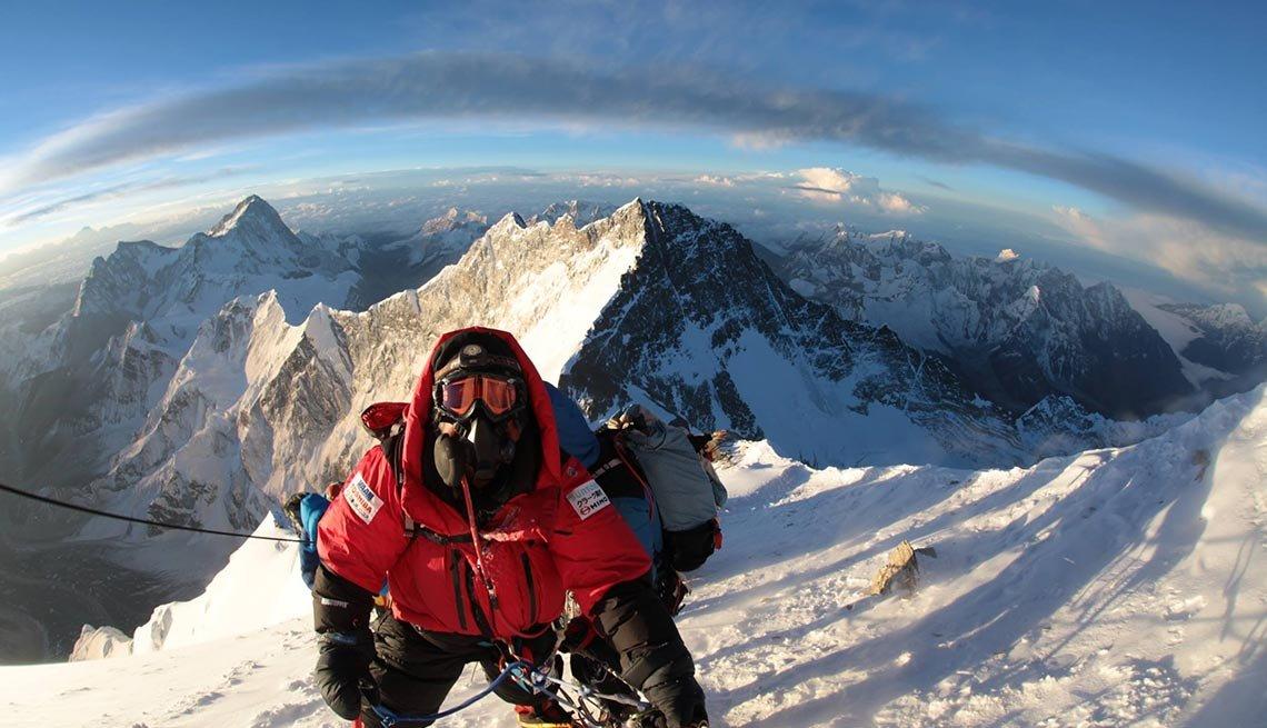 Montañista Yuichiro Miura