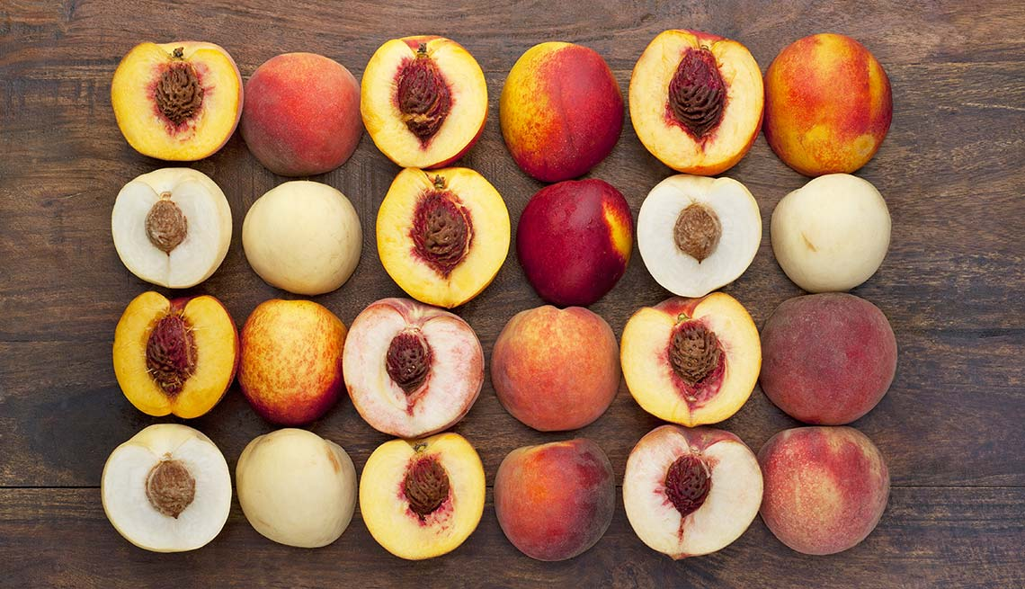 Peach Facts - Everything You Need to Know About Peaches