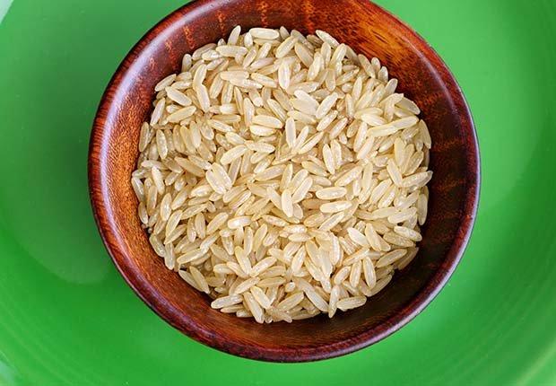 Granos de arroz