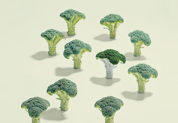 Brócoli - Alimentos que mejoran la visión
