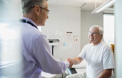 Medico y paciente - Sacar provecho de tu cita medica