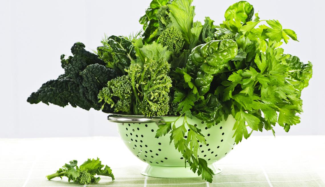 item 7 of Gallery image - Ensalada verde - Alimentos que reducen el estrés