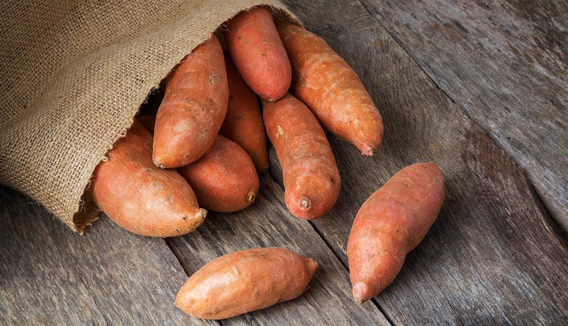 item 9 of Gallery image - Batata - Alimentos que reducen el estrés