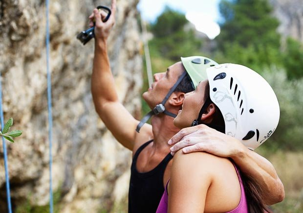 Couple Climbing, How to Increase Libido