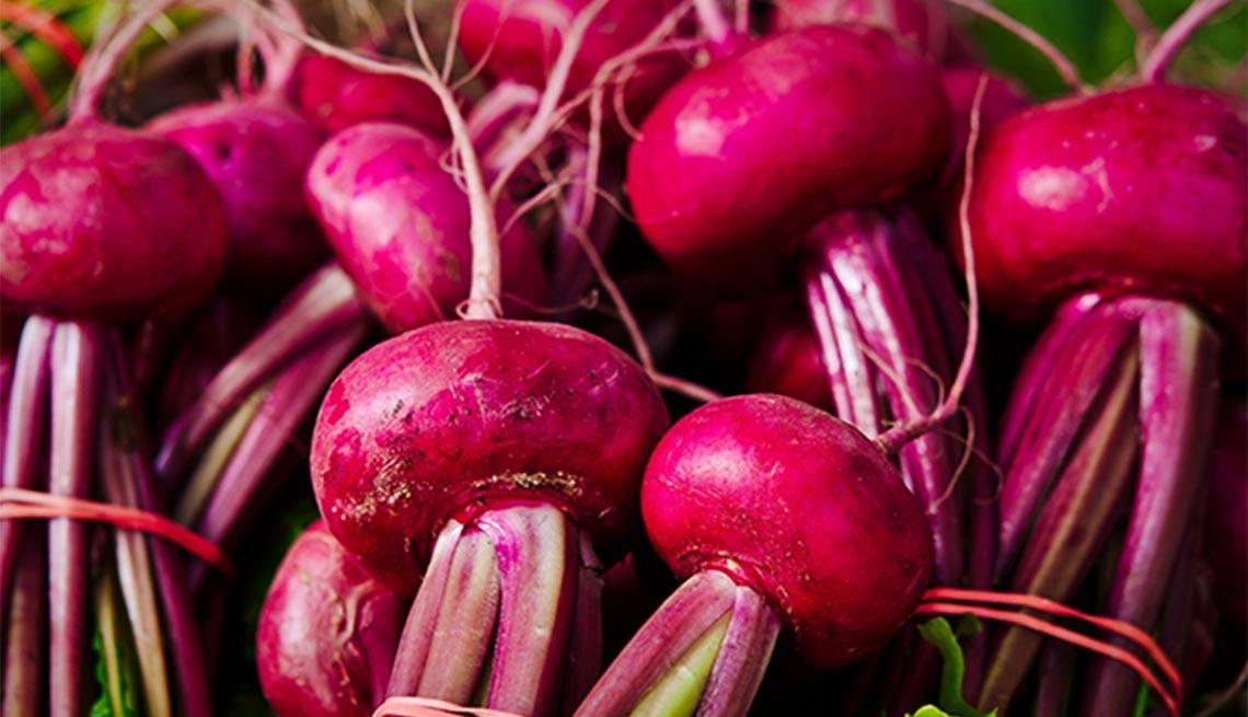 Beneficios increíbles de la remolacha - Remolacha orgánica