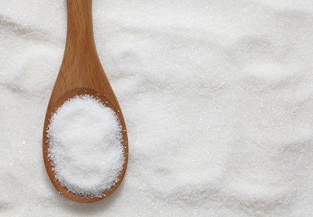Azúcar granulada - Remedios caseros