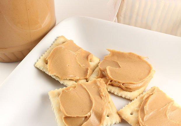Mantequilla de maní - Alimentos que puedes donar