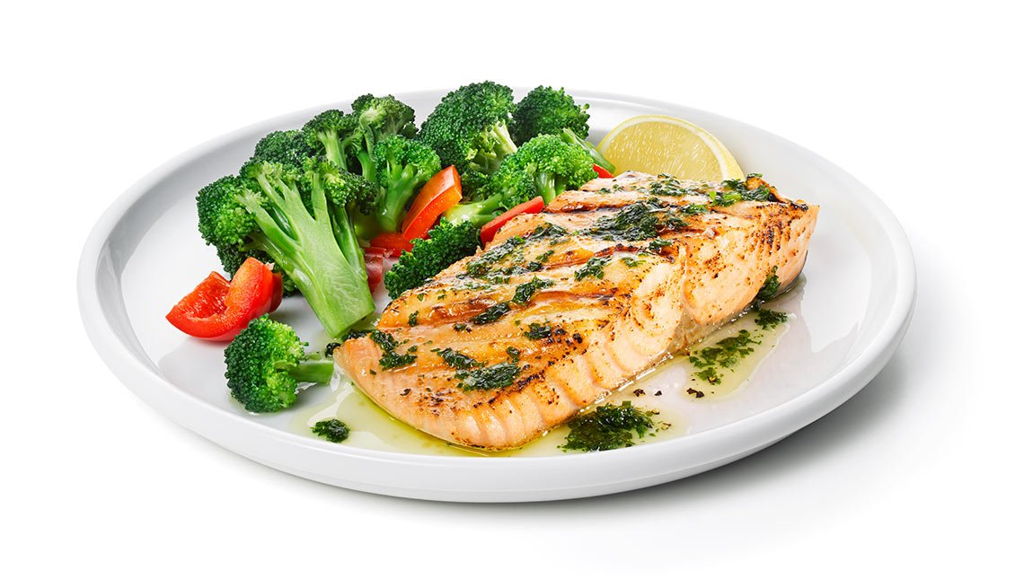 Healthy Meals At Restaurants And Healthy Fast Food Options Aarp