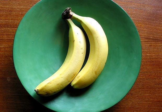 Alimentos ricos en magnesio - Banana