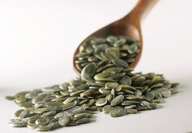 Alimentos ricos en magnesio - Semillas de ajonjolí