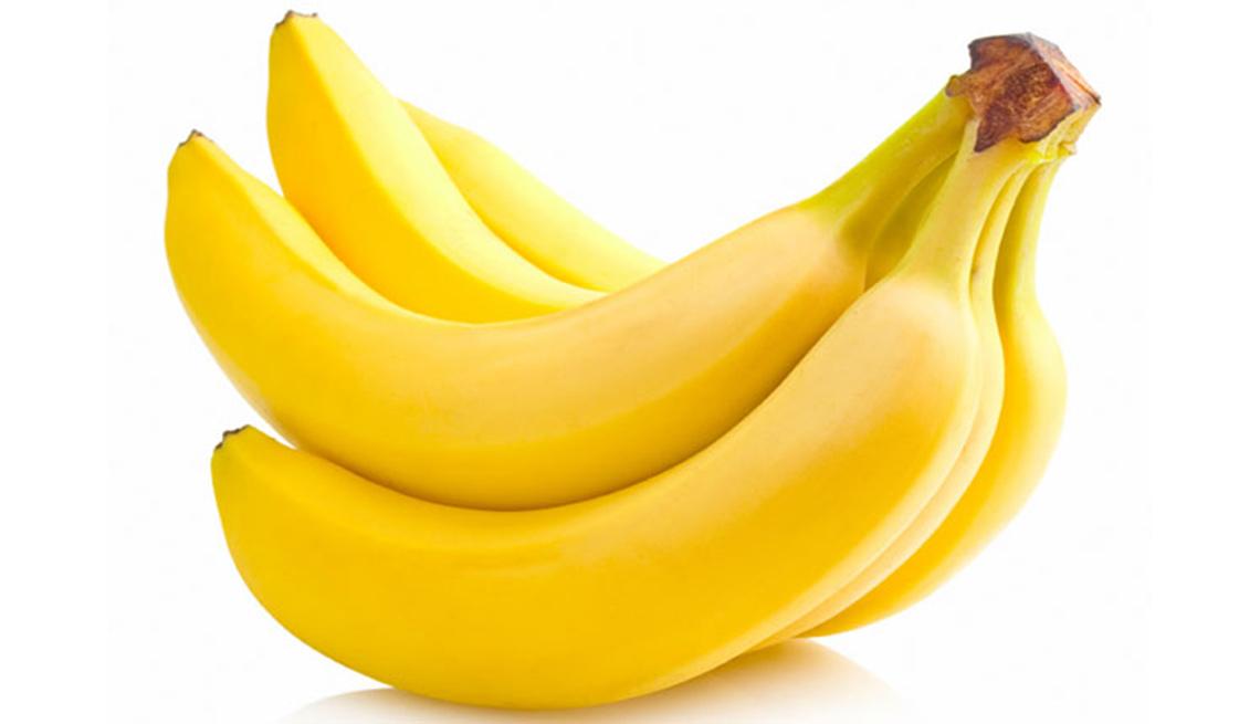Bananos - Comidas que ayudan a dormir
