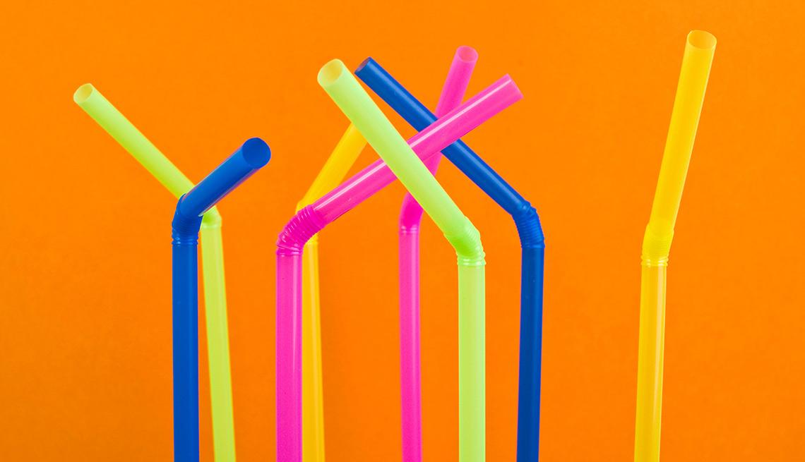 Sorbetos de colores