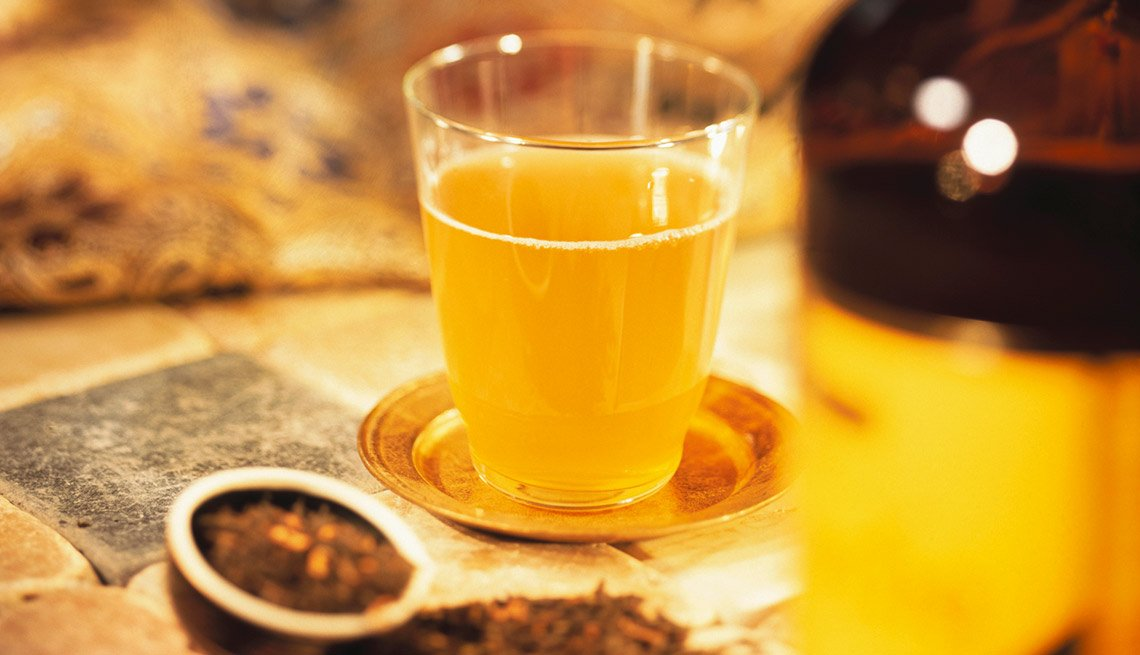 Kombucha - Alimentos raros pero nutritivos