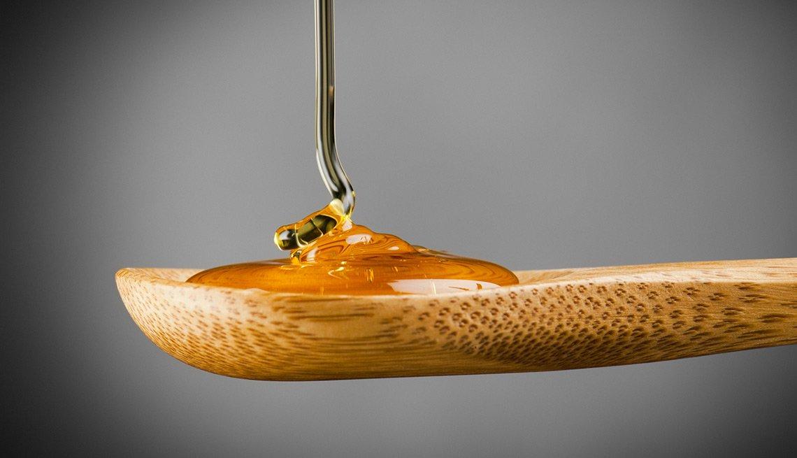 item 6 of Gallery image - Miel de manuka - Alimentos raros pero nutritivos