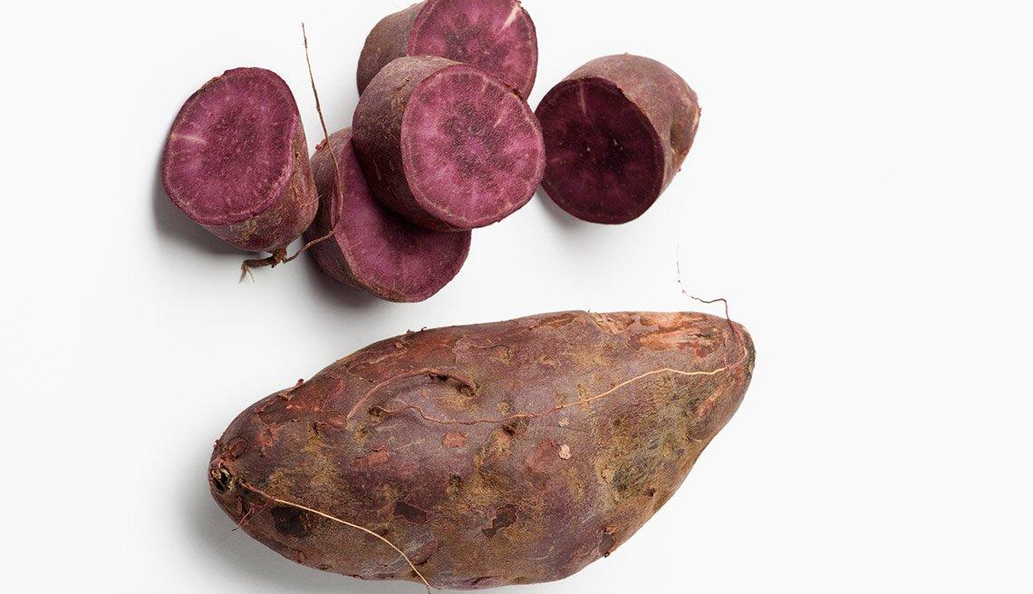 item 10 of Gallery image - Ube - Batata púrpura - Alimentos raros pero nutritivos