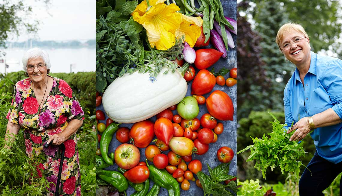 The Joy of Gardening/ Lidia Bastianich