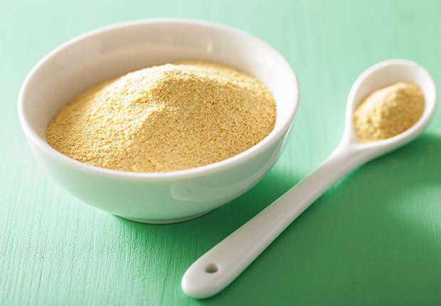 Levadura nutricional - Alimentos raros pero nutritivos