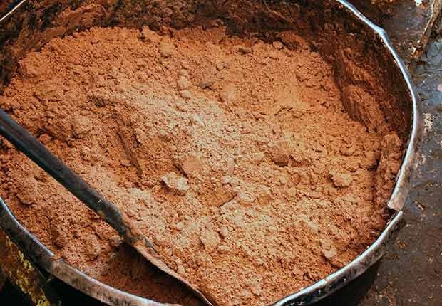 Mantequilla de maní en polvo - Alimentos raros pero nutritivos