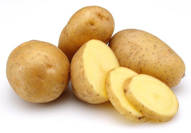 Papas - Frutas y vegetales que podrían causar alergias