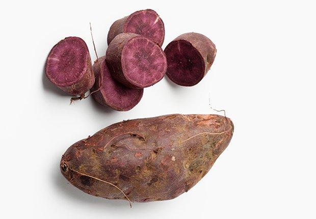 Ube - Batata púrpura - Alimentos raros pero nutritivos
