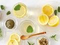 Tés con hierbas y semillas que sanan - Té de limón