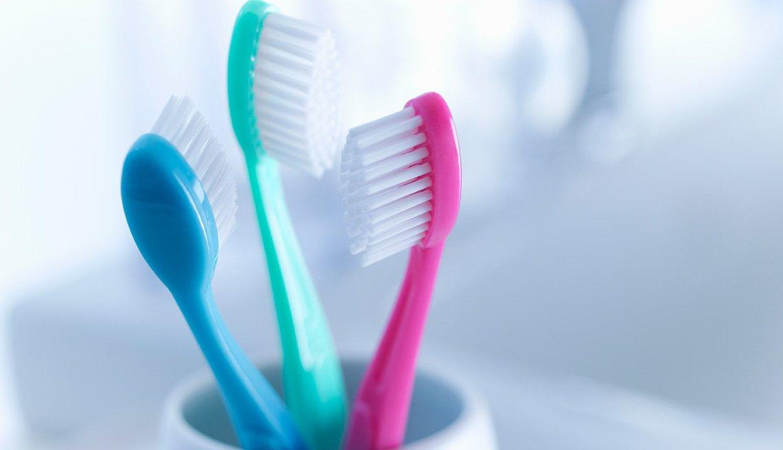 Cepillos de diente