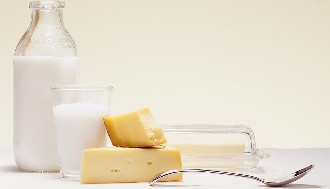 item 1 of Gallery image - Productos lácteos