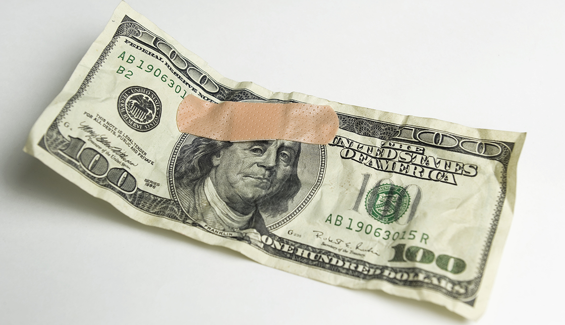 Billete de 100 dólares