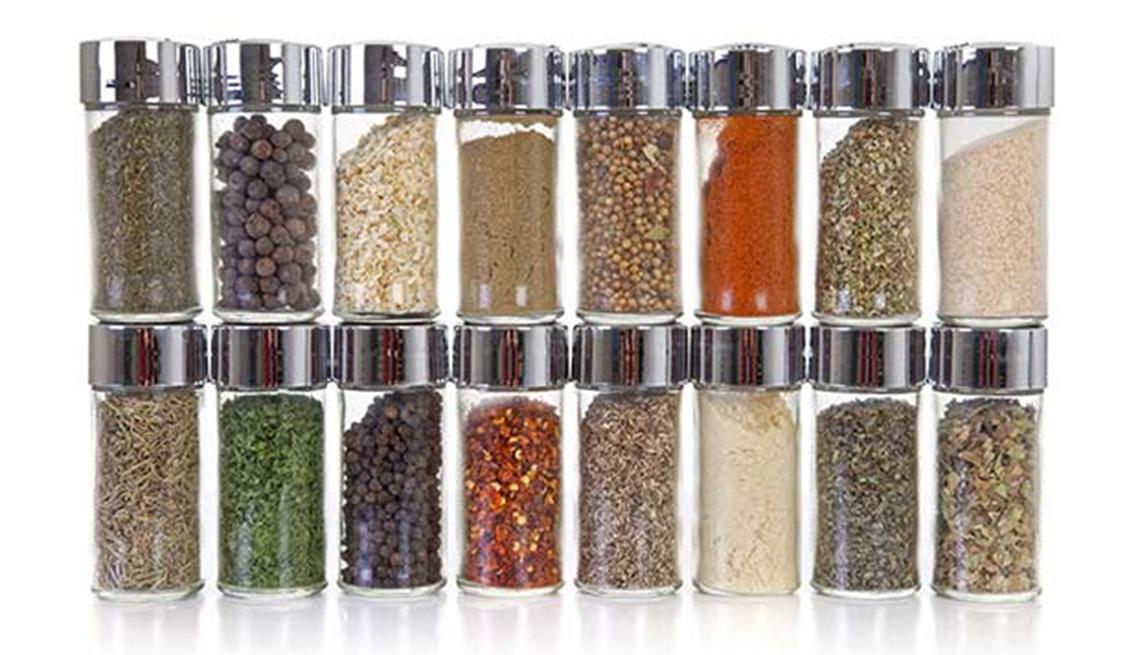 Especias - Alimentos que puedes donar