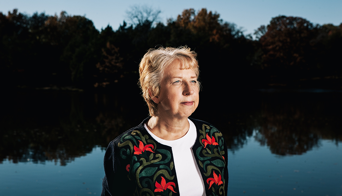Nancy Writebol - Sobreviviente del ébola
